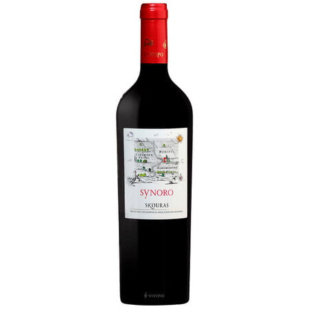 Skouras Synoro Red 2008