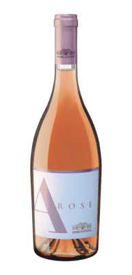 Alpha Estate Rose, Xinomavro, 2019