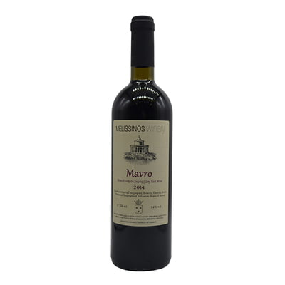 Melissinos Mavro Red 2014