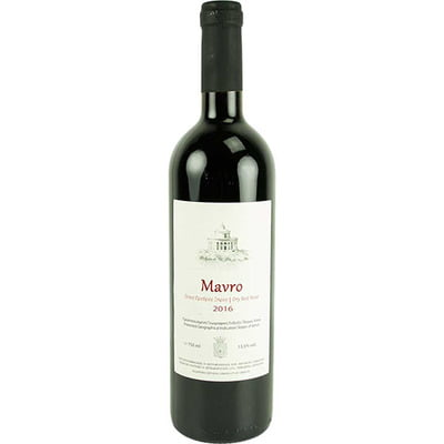 Melissinos Mavro Red 2016